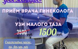 Программа для женщин за 1500р
